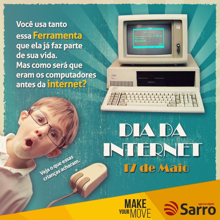 Hoje, 17 de maio, é o Dia Mundial da Internet. Mas você sabe o que se comemora?