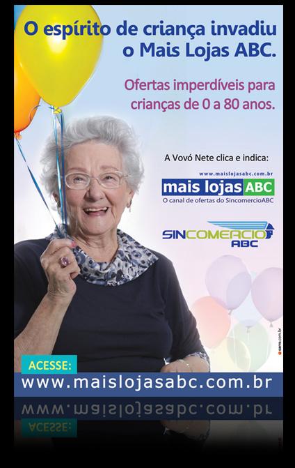 Flyer - Dia das Crianças