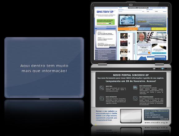 Folder Notebook Sincodiv-SP