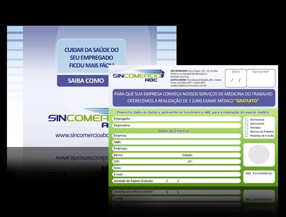 Folder Medicina Sincomercio ABC